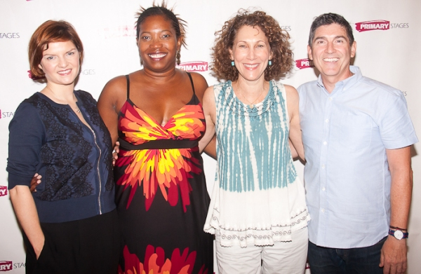 Mary Bacon, Saidah Arrika Ekulona, Randy Graff and James Lecesne