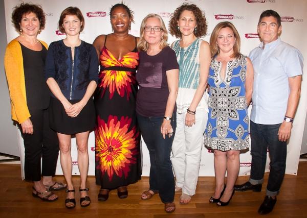Joan Stein, Mary Bacon, Saidah Arrika Ekulona, Lisa Peterson, Randy Graff, Susan R. R Photo