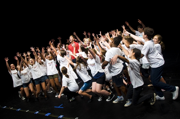 Photo Coverage: Mary Faber & Christopher Hanke Lead Broadway Workshop Finale
