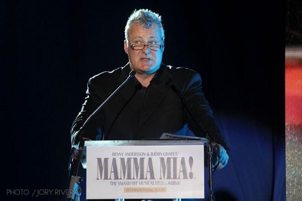 Photo Flash: MAMMA MIA! Manila Meets the Press