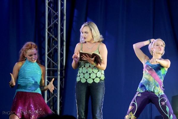 Photo Flash: MAMMA MIA! Manila Meets the Press