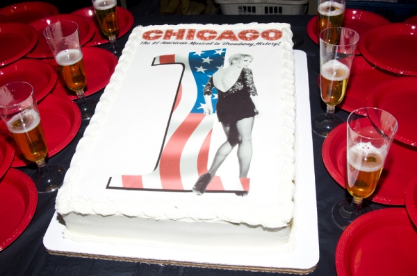 Photo Coverage: CHICAGO Celebrates Becoming the Longest-Running American Musical