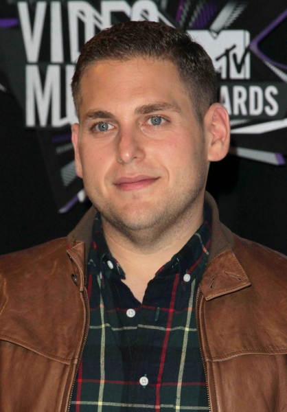 Jonah Hill  at Katy Perry, Lady Gaga, and More at the VMAs!