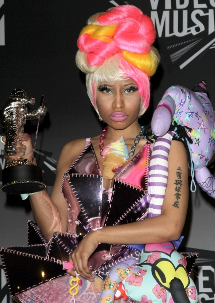 Photo Flash: Katy Perry, Lady Gaga, and More at the VMAs!