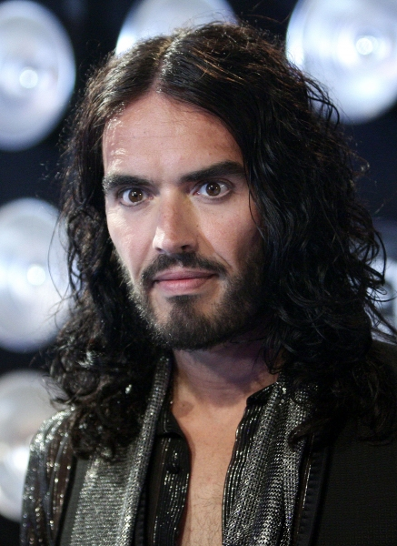 Russell Brand  at Katy Perry, Lady Gaga, and More at the VMAs!