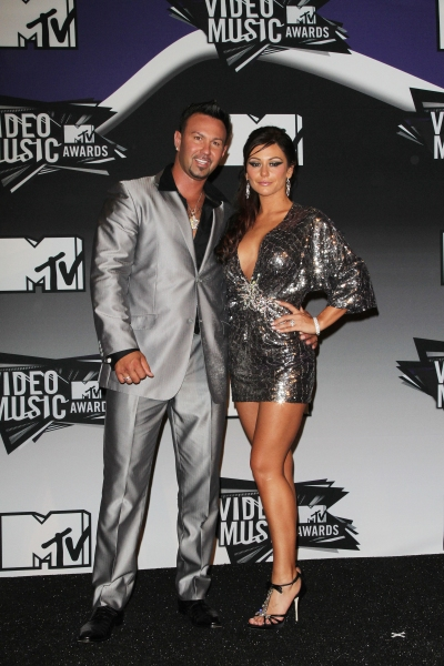 Jennifer 'JWoww' Farley and Roger Williams