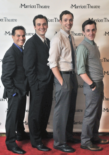 John Michael Coppola, Brandon Springman, Alex Goodrich, Andrew Mueller