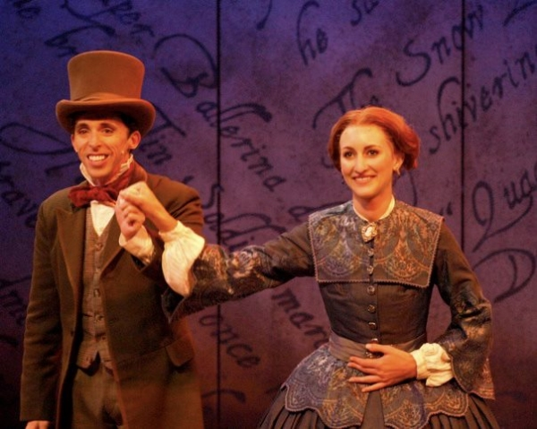 Photo Flash: Opening Night of MY FAIRYTALE!