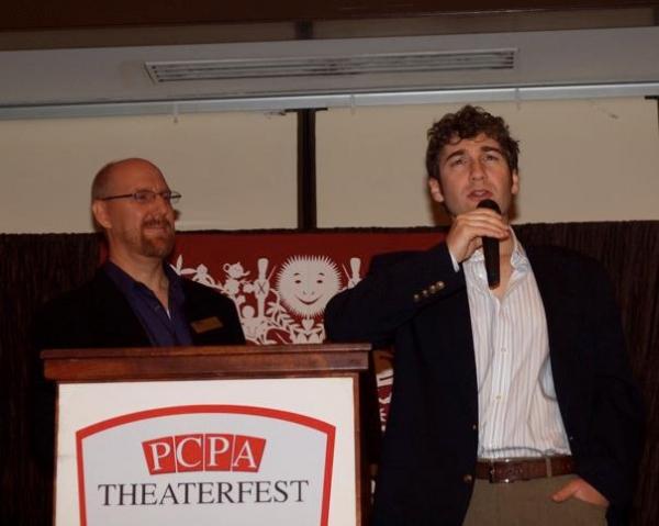 Mark Booher, Scott Schwartz