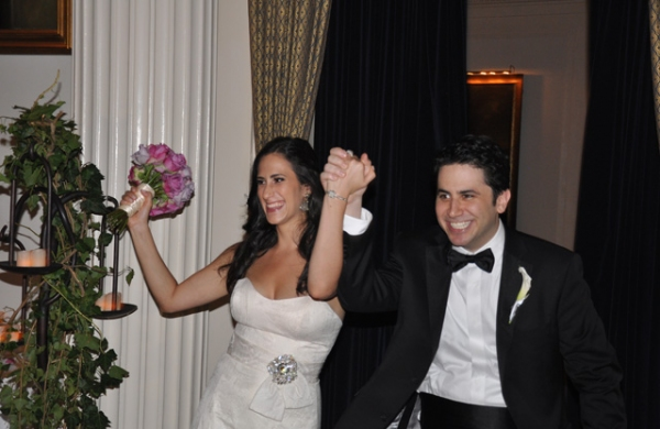BroadwayWorld Writers & Staff Congratulate Diamond/Rosen Nuptials