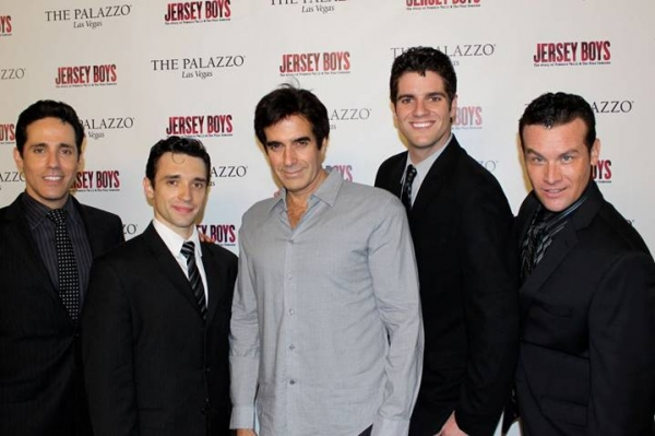 Jeff Leibow, Rick Faugno, David Copperfield, Peter Saide, Colby Foytik