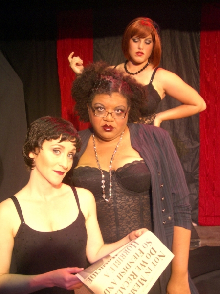 Photo Flash - Way Off Broadway Introduces The Ladies of CHICAGO