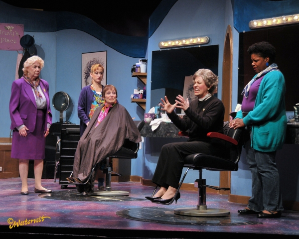 Photo Flash: Wayside Theatre's STEEL MAGNOLIAS