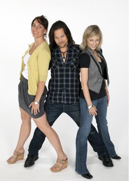 Laura Shoop, Jason Wooten and Nadine Isenegger Photo