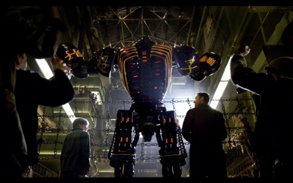 Photo Flash: New Hugh Jackman Posters for REAL STEEL Flick Released!