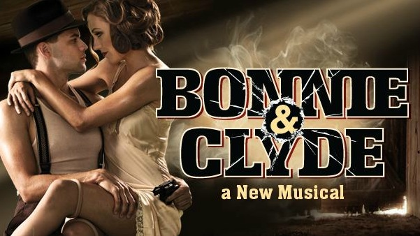 Check out the New Art for Broadway's BONNIE & CLYDE!