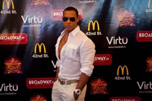 Photo Flash: McDonald's 'Next Broadway Star' Kicks Off!