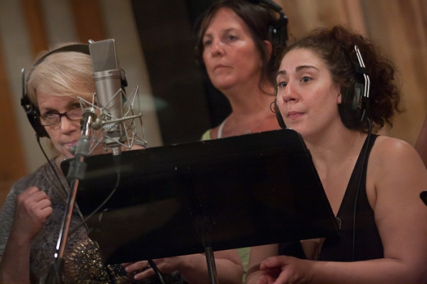 Roberta B. Wall, Madeleine Doherty, and Marissa Perry