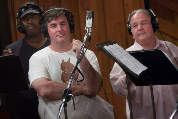 Photo Coverage: SISTER ACT Records Number for 2011 Edition of 'Carols for a Cure' Album, Benefitting BC/EFA