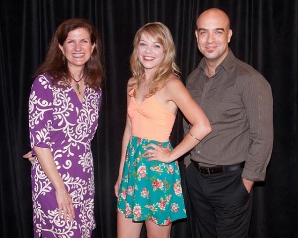 Tina Stafford, Jillian Louis, Eric Anderson Photo