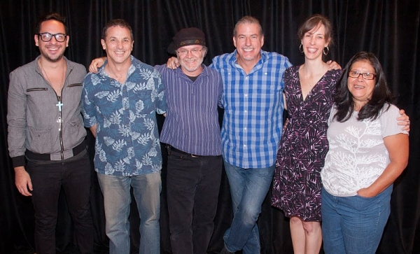 Julio Hugo Penagos, Jeffrey Lodin, Tom Megan, Gabe Barre, R. Erin Craig (producer), Isabel Rubio