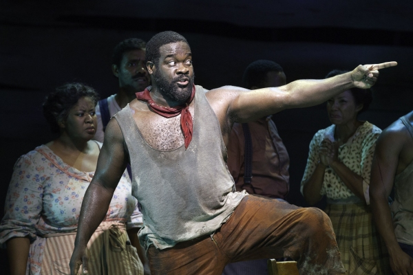 Photo Flash: New Production Shots Released for Broadway-Bound PORGY & BESS!