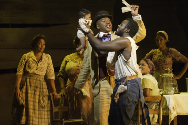 Porgy and Bess at American Repertory Theater