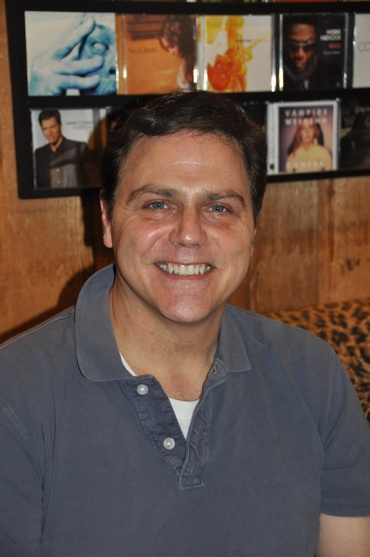 Tom Souhrada at MARY POPPINS Records for 'Carols For A Cure'