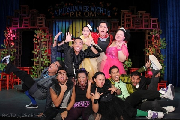 BBC News Features Shakespearean Rap Musical in Filipino