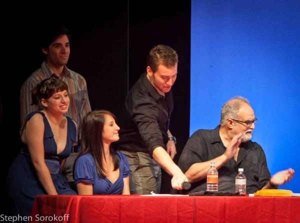 Taylor Anderson, Michael Wessells, Hannah Richter, Michael Hewitt Photo