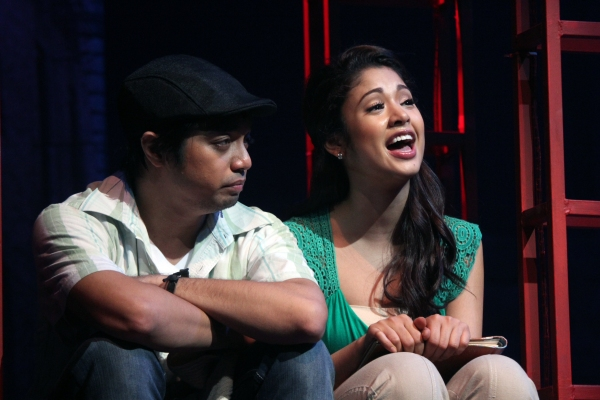 Nyoy Volante and K-La Rivera