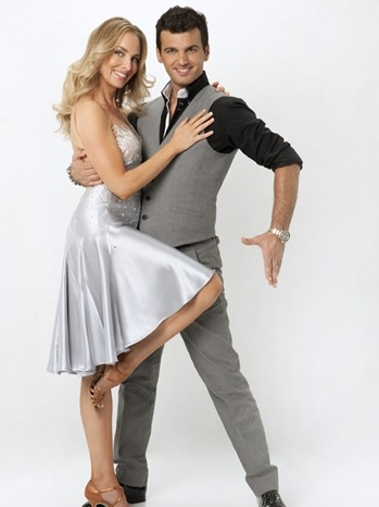 Chynna Phillips & Tony Dovolani