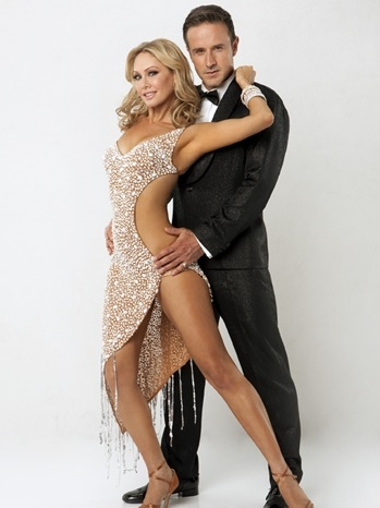 David Arquette & Kym Johnson