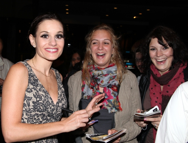 Photo Coverage: Kara DioGuardi Makes Broadway Debut as 'Roxie' in CHICAGO!