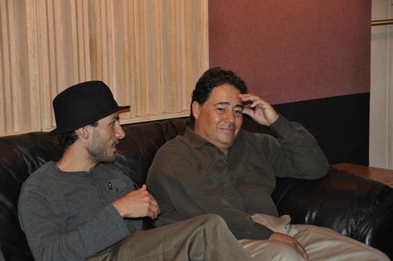 Jesse Lynch and Daniel Rodriguez Photo