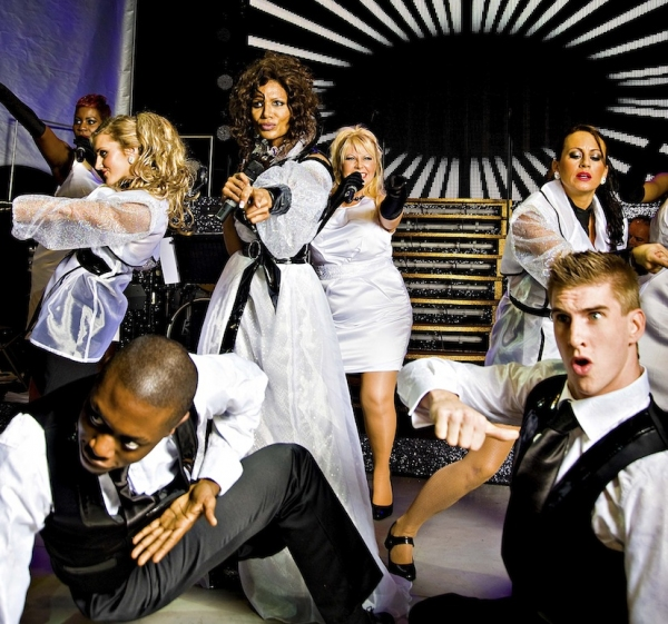 Photo Flash: Garrick Theatre's RESPECT LA DIVA