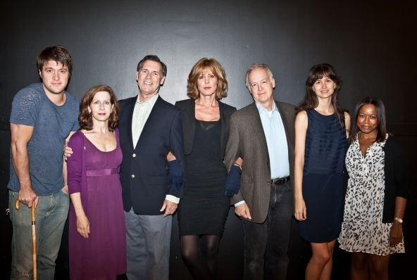 Shane McRae, Betsy Aidem, Cotter Smith, Christine Lahti, Katherine Waterston, Quincy Tyler Bernstine