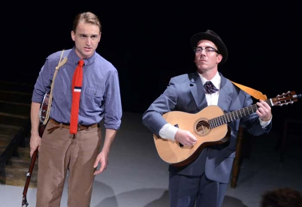 Ben Curtis and Benjamin Jaeger-Thomas Photo