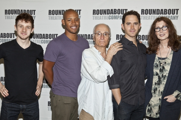 Photo Coverage: BWW Meets Roundabout's SONS OF THE PROPHET Company; Joanna Gleason & More!