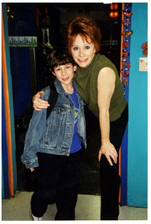 ANNIE GET YOUR GUN: Nick Jonas, Reba McEntire