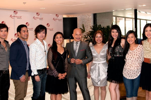 The Primo, Joanna Ampil, Leo Valdez and the Opera Belles Photo