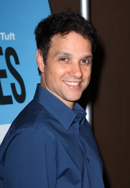 Ralph Macchio at Jeremy Piven, Mario Cantone, et al. at 110 STORIES Opening Night!