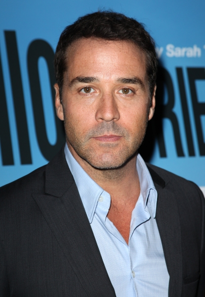 Jeremy Piven  at Jeremy Piven, Mario Cantone, et al. at 110 STORIES Opening Night!