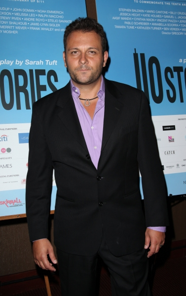 Photo Coverage: Jeremy Piven, Mario Cantone, et al. at 110 STORIES Opening Night!