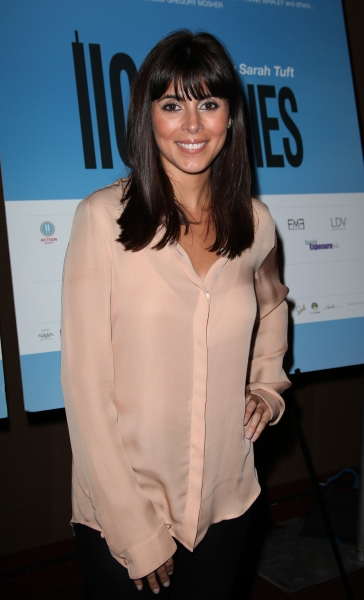 Jamie-Lynn Sigler  at Jeremy Piven, Mario Cantone, et al. at 110 STORIES Opening Night!