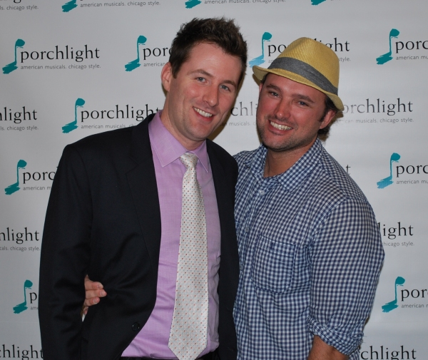 Photo Flash: Porchlight Opens Putting It Together