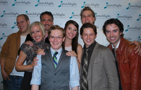 Sam Philip, McKinley Carter, Adam Pelty, Alex Weisman, Aja Goes, Michael Reckling, Matthew Sitz and Austin Cook