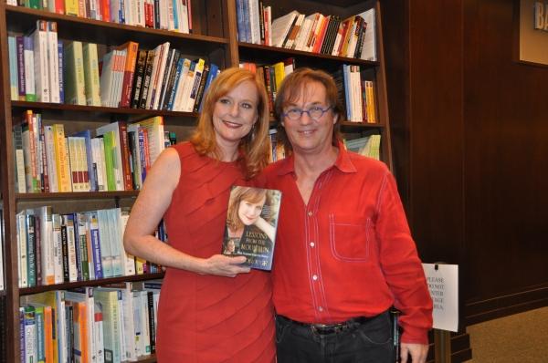 Mary McDonough and Richard Thomas