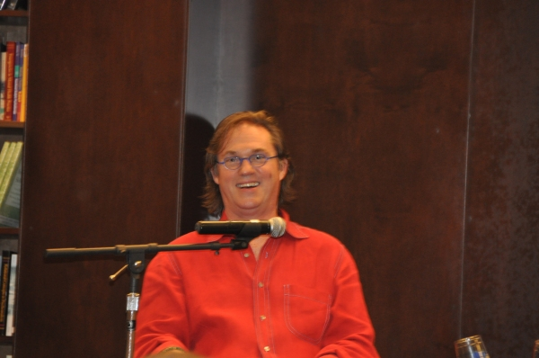 Photo Coverage: Mary McDonough Signs Books at Barnes and Noble