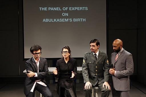 Nick Choksi, Francis Benhamou, Bobby Moreno and Andrew Ramcharan Guilarte